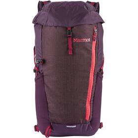 Marmot Kompressor Plus Daypack 20l dark purple/brick